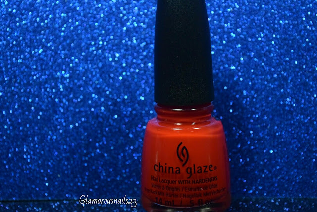 "China Glaze Desert Escape Collection ""The Heat Is On"""
