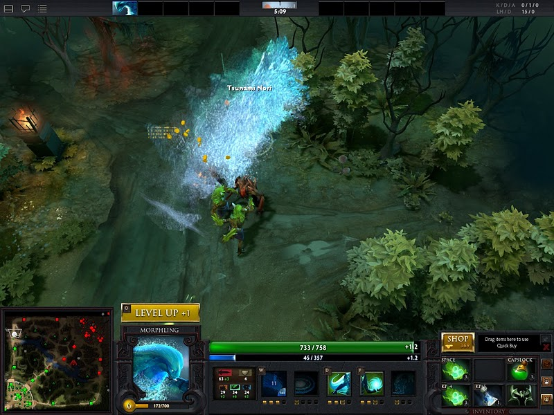 how to download and play dota 2