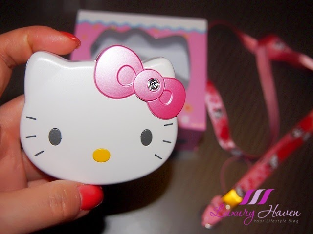 hello kitty battery charger