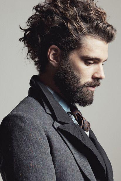 Peinados Para Cabello Ondulado Hombres - Peinados para hombres con el pelo rizado Schwarzkopf