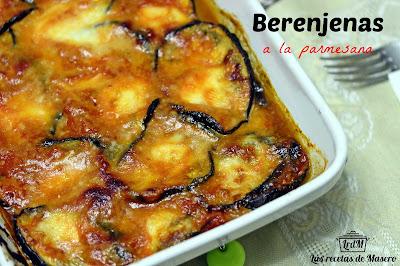 Berenjenas A La Parmesana (parmigiana Di Melanzane)