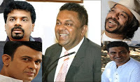 "LoDs to Mangala, 4 others for ""offending"" Mahinda"