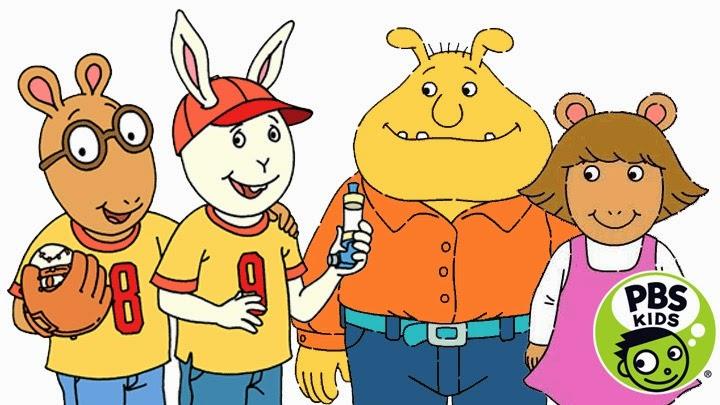 Kumpulan Gambar Arthur...