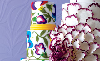 Get Romantic Wedding Cake Designs and Wedding Favor