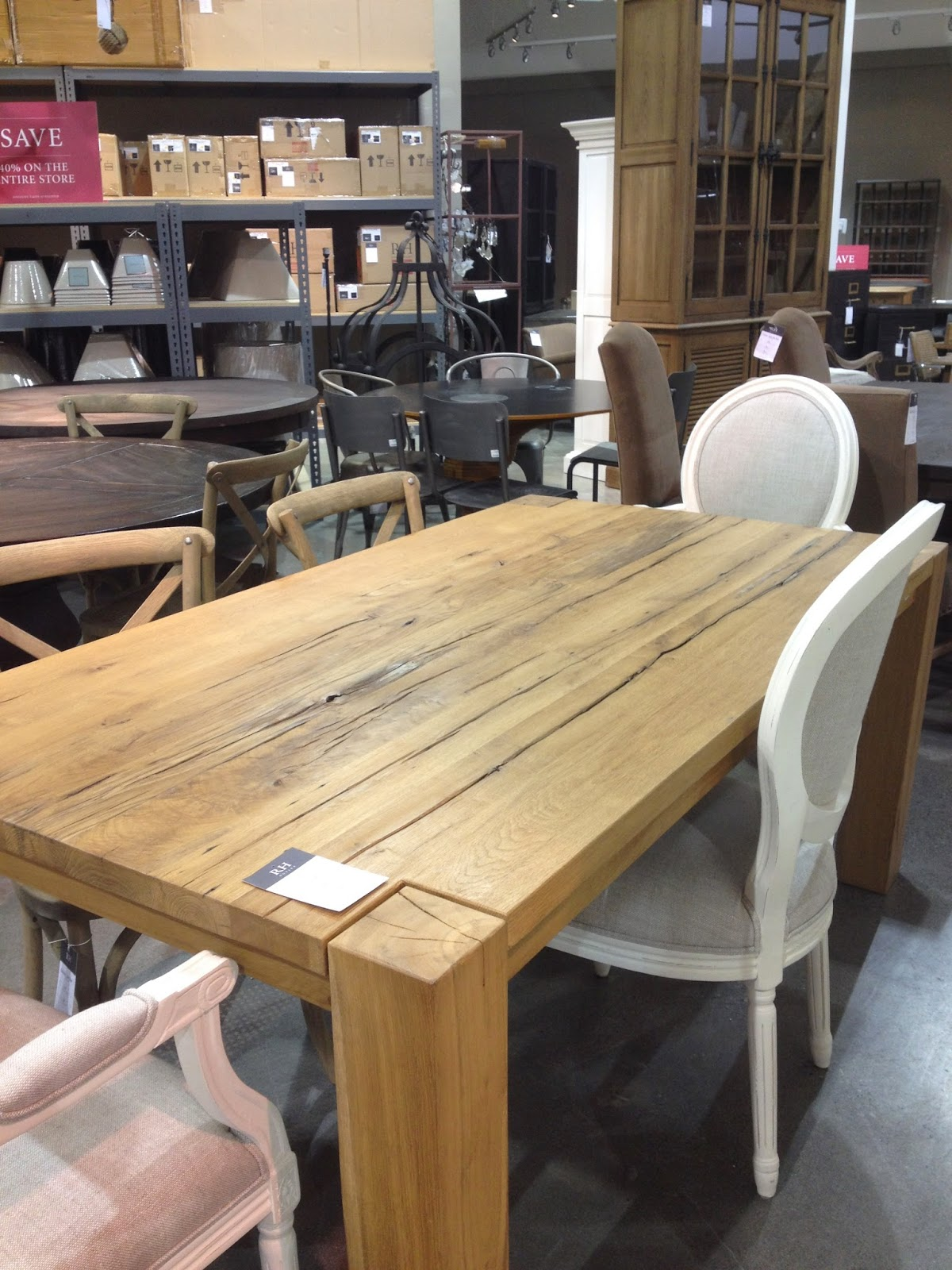 Restoration Hardware Parsons Table Review 28 Images Room And