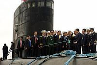 Hanoi submarine