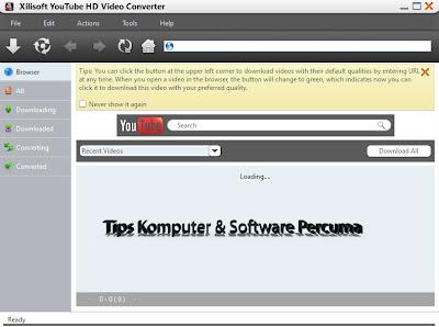 Xilisoft Youtube HD Converter