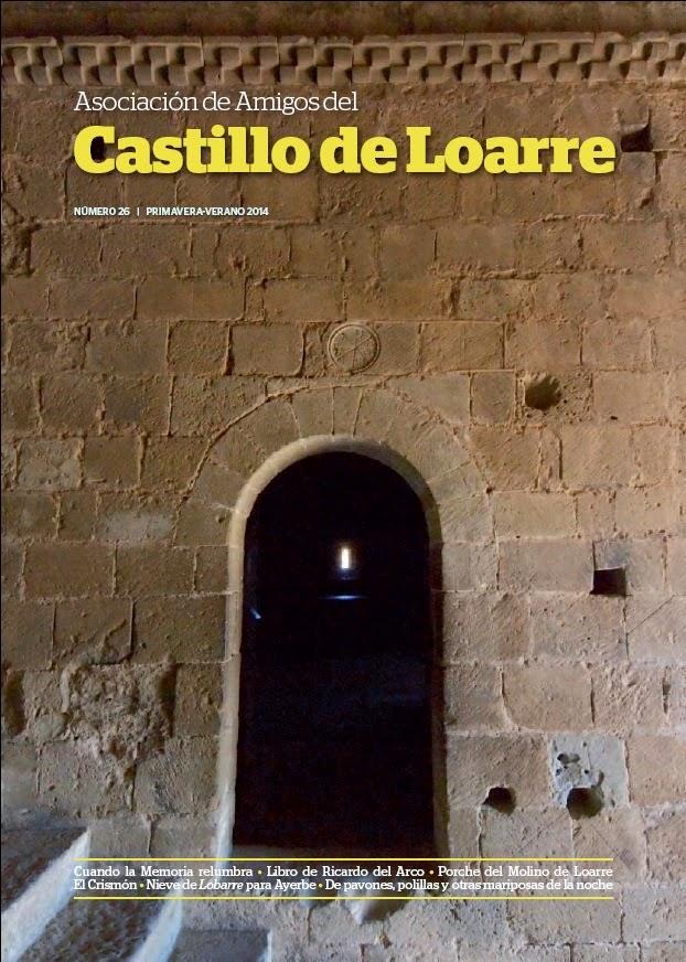 El Castillo de Loarre ante las Cortes de Arag�n