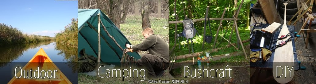 Alex - Outdoor Camping Bushcraft