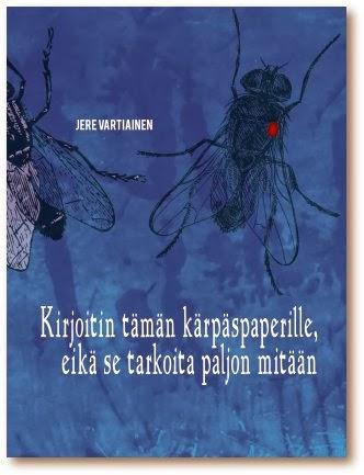 Esikoisrunokokoelmani (Hai, 2013):