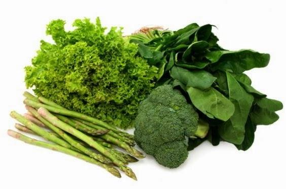 Зелень - идеальный заменитель незаменимых белков