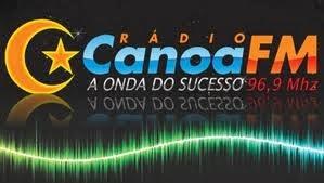 ouvir Rádio Canoa FM 96,9 Aracati CE