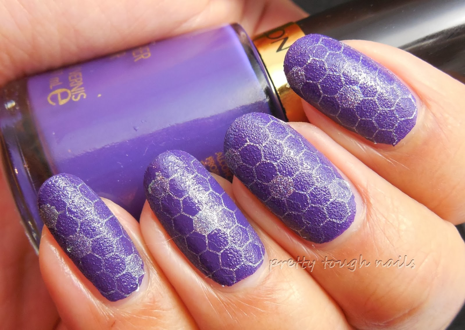 Revlon Leather Effect Downtown Stamping