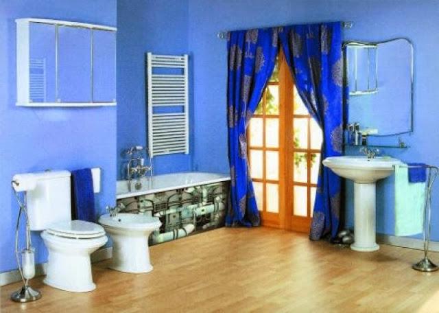 2948 5 or 1395570021 ديكورات حمامات ملونة بالصور