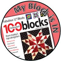 Quiltmaker's 100 Blocks Volume 16
