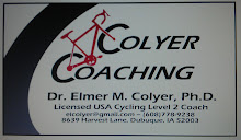 "COLYER COACHING & AERODYNAMICS CONSULTING ""CLICK"" LINK FOR INFO"