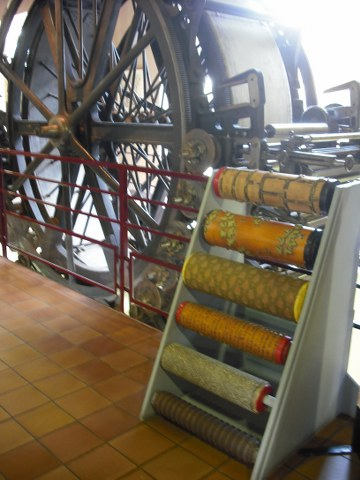 Rixheim Musée Du Papier Peint - Musée du Papier Peint à Rixheim, Alsace musées et