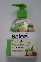 Seife mit Macadamianuss-Öl und Eukalyptus-Minze-Aroma