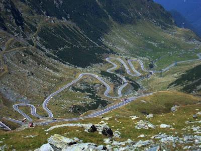 Estrada Transfagarasan – Romênia
