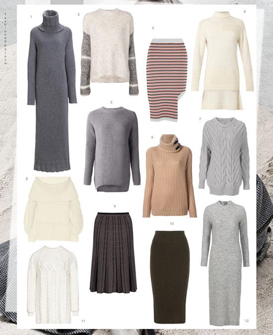 via fashionedbylove   knitwear edit 2014   trends fall/winter 2014