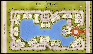 enclave at doral map