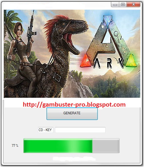 Ark survival evolved cd key generator steam code free activation