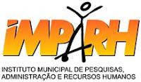 Logo do IMPARH de Fortaleza - CE