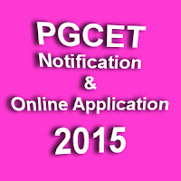 PGCET Online Application