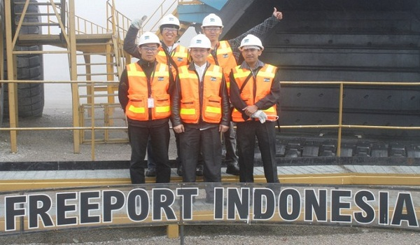 PT FREEPORT INDONESIA (PTFI) : CALON PEGAWAI FREEPORT - INDONESIA