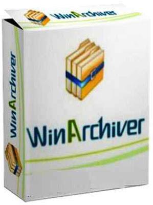 تحميل WinArchiver برنامج ون أرشيفر لفك وضغط الملفات برابط مباشر winarchiver 3.3 free download