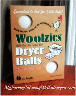 Woolzies Dryer Balls Review at My Journey to Living Well
