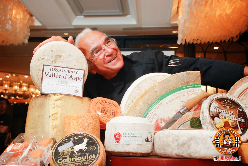 cheese master in france