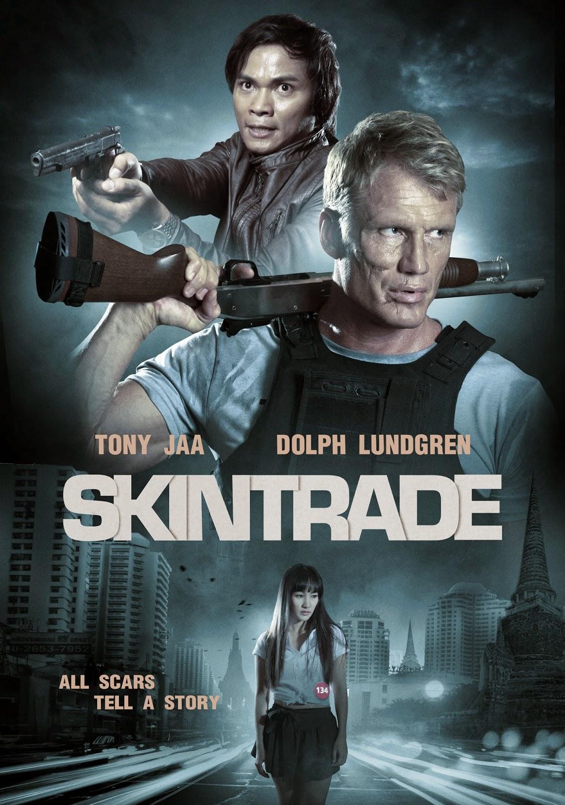 Skin Trade: Em Busca de Vingança – Dublado (2014)