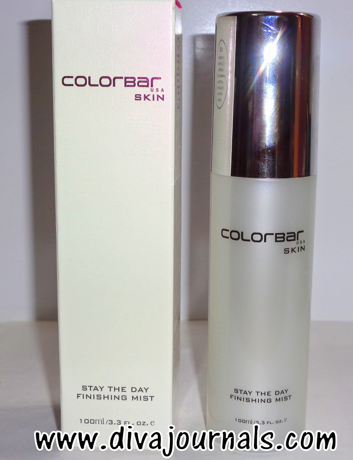 Colorbar Skin-Stay The Day Finishing Mist Review