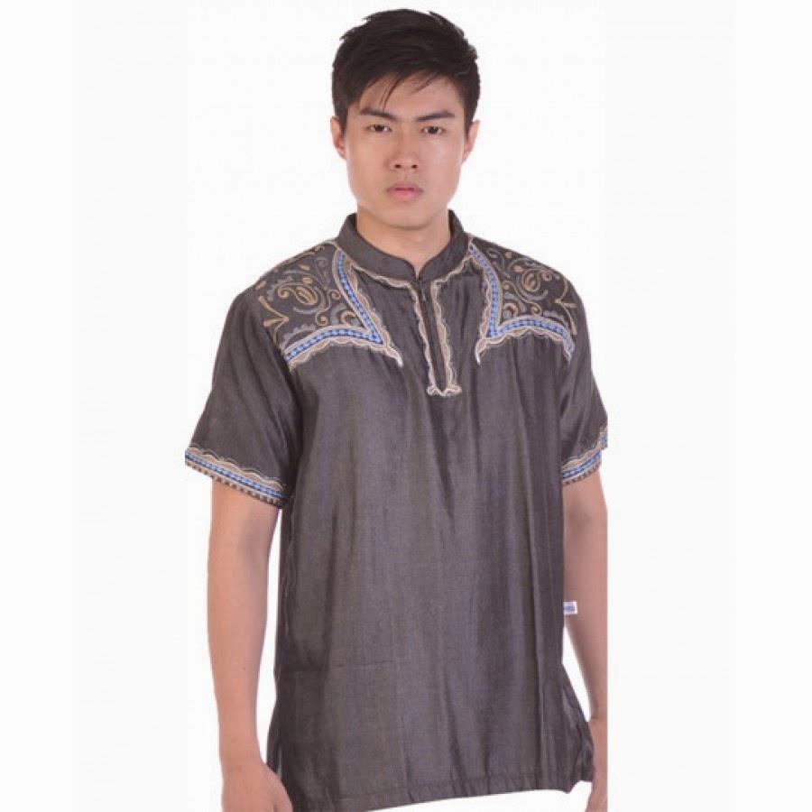 Gambar model baju muslim remaja putra terbaru 2