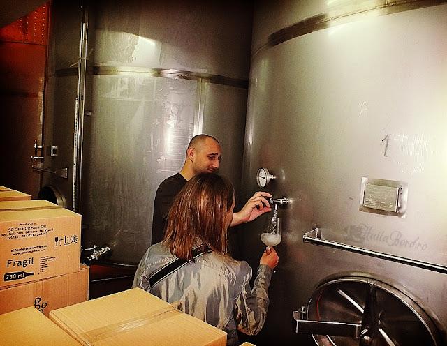degustare vin gramma wines