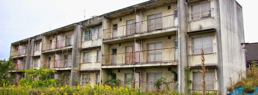 新発田のアパート