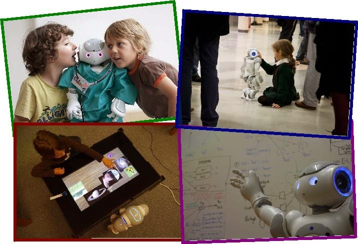 Cognitive Robotics and Social Interaction. Paul E. Baxter.