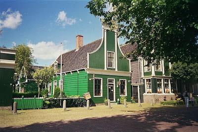 Albert Heijn Zaanstreek eerste winkel