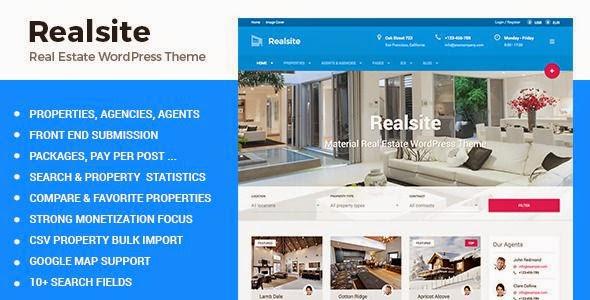 Best Responsive Real Estate WordPress Theme