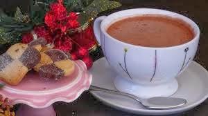 Chocolatada navideña