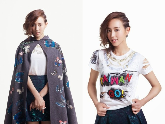 Vogue Taipei Fashion's Night Out 2014: FNO T-Shirt 40 Looks
