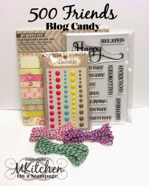 Blog candy chez Mynn