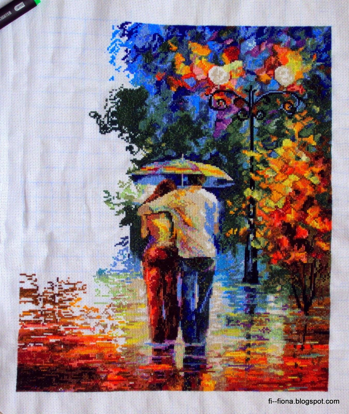 Романтическая прогулка
