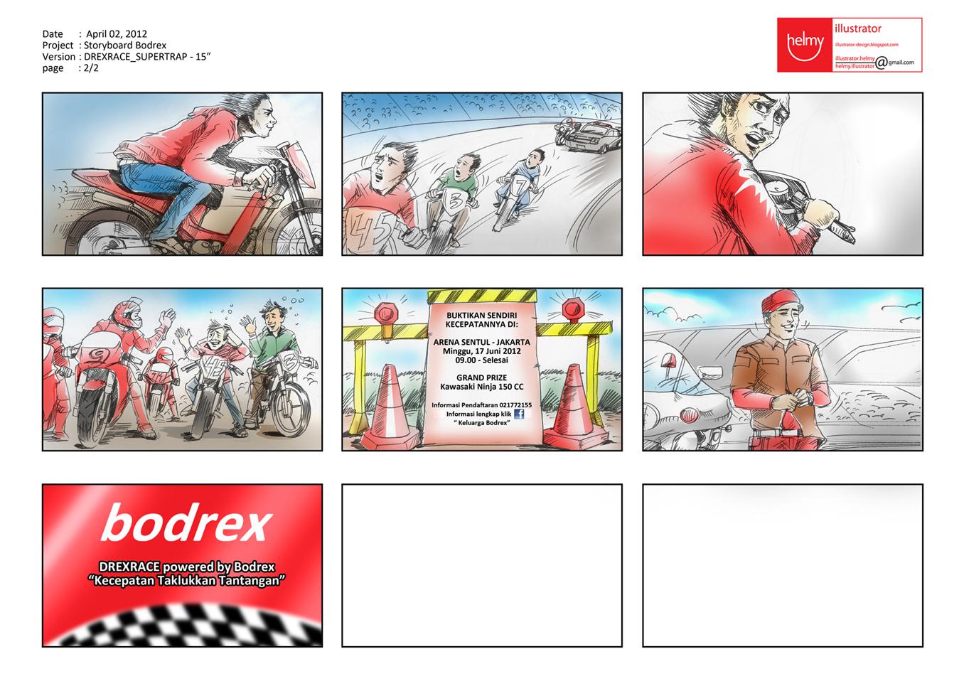 Info Harga Bodrek Termurah 2018 Lingerie Sexi Cd Epxtrem Ghost Illustrator Bodrex