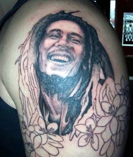 Fotos, dicas e desenhos de Tattoos do Reggae