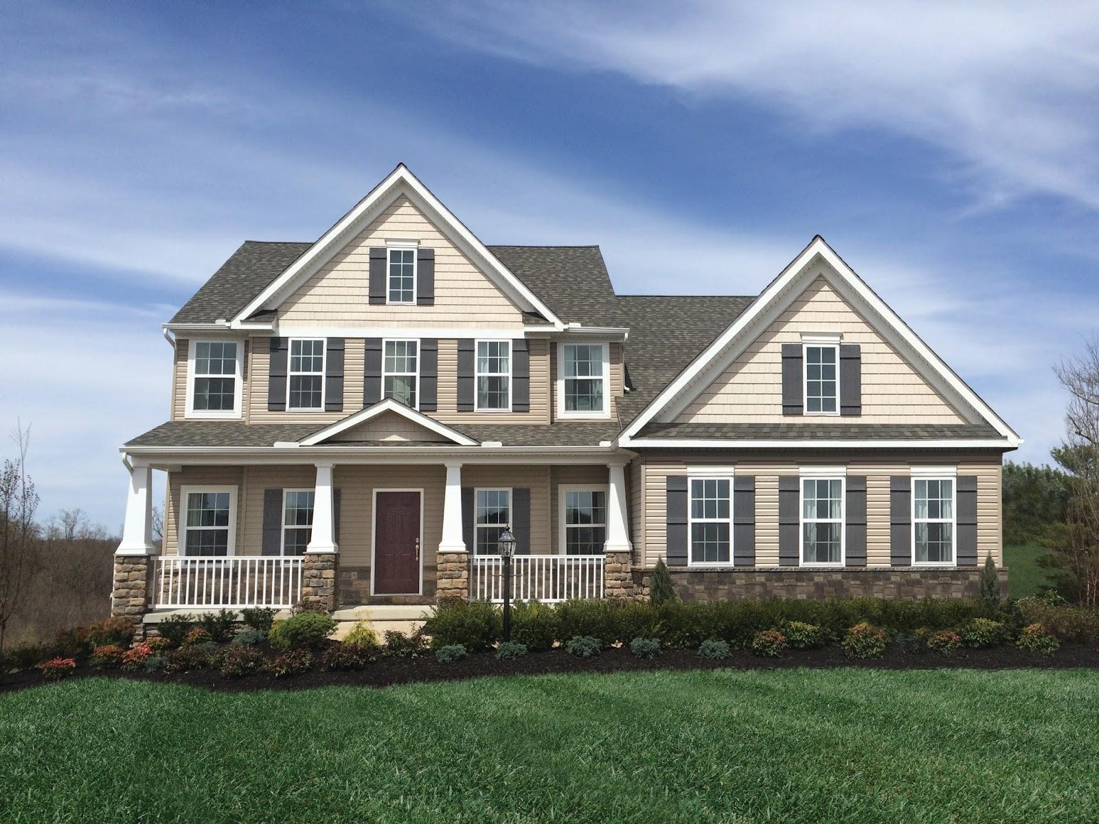 New Home Marketing Keystone Custom Homes Begins Building