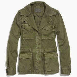 Madewell army green cargo jacket, best fall green jacket, army coat, J Crew army green fall jacket, army trench coat, army green parka, green fall coat 2014, trendy outerwear for fall, outerwear, cutest fall coats and jackets, best jackets 2014