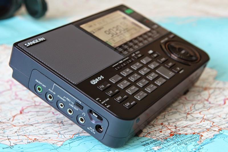 Обзор радиоприемника Sangean ATS-909X характеристики и видеопрезентация