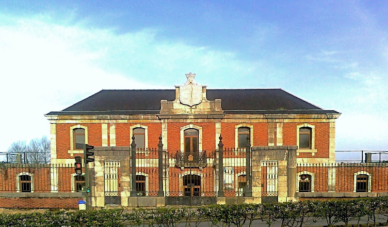 Edificio Traída de Aguas de Pronillo en Santander